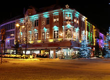 Christmas in Osnabrueck Royalty Free Stock Image