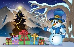 Christmas outdoor theme 6 Stock Photography