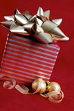 Christmas Package Stock Image