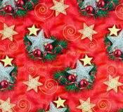 Christmas paper. For your background Royalty Free Stock Photos