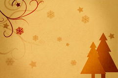 Christmas paper Stock Images