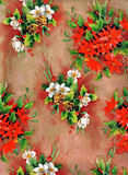 Christmas paper background Stock Photography