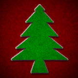 Christmas paper background texture Royalty Free Stock Images