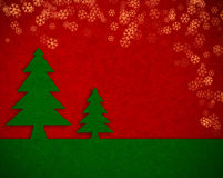 Christmas paper background texture Stock Images