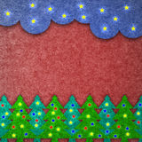 Christmas paper background texture Stock Image