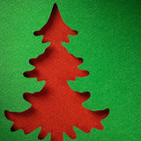 Christmas paper background texture, papercraft theme Royalty Free Stock Photo