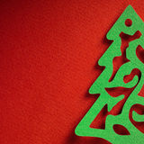 Christmas paper background texture, papercraft theme Stock Photography