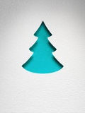 Christmas paper background texture, papercraft theme Royalty Free Stock Image