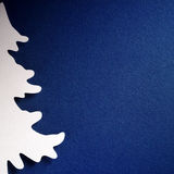 Christmas paper background texture, papercraft theme Royalty Free Stock Photos