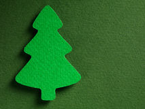 Christmas paper background texture, papercraft theme Stock Images