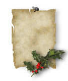 Christmas paper decoration Royalty Free Stock Photo