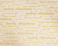 Christmas paper for gift Royalty Free Stock Photos