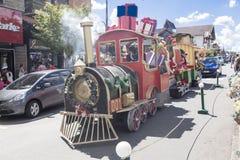 Christmas Parade Gramado Brazil Stock Photography