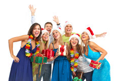 Free Christmas Party Royalty Free Stock Images - 11225749