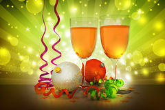 Christmas party celebration Royalty Free Stock Images