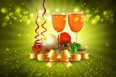 Christmas party celebration Stock Photo
