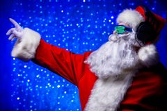 Christmas party concept stock photography