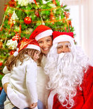 Christmas party Royalty Free Stock Photography