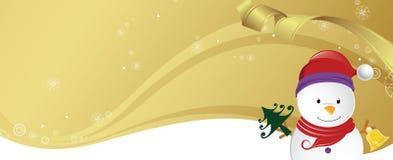 Christmas party invitation card royalty free illustration
