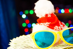 Christmas party staff Royalty Free Stock Photography