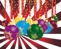 Christmas party theme Stock Photography