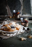 Christmas pastry Stock Photography