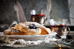 Christmas pastry Royalty Free Stock Photography