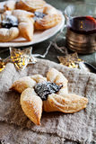 Christmas pastry Stock Image