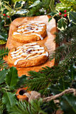 Christmas pastry Royalty Free Stock Photos