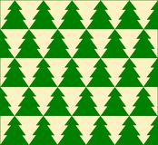 Christmas Pattern. Royalty Free Stock Image