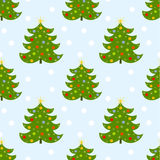 Christmas pattern Royalty Free Stock Photos