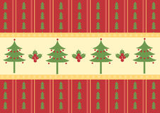 Christmas pattern background Stock Photos