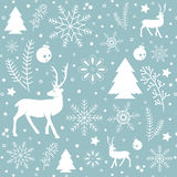 Christmas pattern background. EPS10 vector file. Christmas pattern, with text and pattern background. EPS10 vector file. for graphic design royalty free illustration