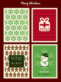 Christmas Pattern background for party poster flyer card Royalty Free Stock Photography