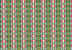 Christmas pattern background Royalty Free Stock Photography