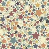 Christmas pattern. Colorful Pattern with Christmas Elements eps 10 Royalty Free Stock Photography