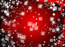Christmas   pattern. Colorfull pattern   bokeh   layers  pattern background effect Royalty Free Stock Image