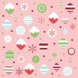 Christmas Pattern Stock Photos
