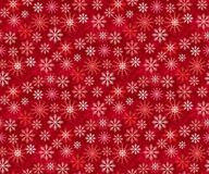 Christmas pattern red. Seamless backgrounds s Royalty Free Stock Photo