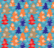 Christmas Pattern. Royalty Free Stock Photos