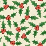 Christmas pattern Stock Image