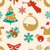 Christmas pattern Royalty Free Stock Photos