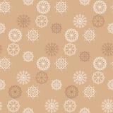 Christmas pattern157 Stock Image