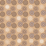 Christmas pattern160 Royalty Free Stock Photography