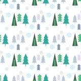 Christmas pattern113 Royalty Free Stock Photos