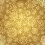 Christmas pattern snowflake, seamless. royalty free stock photography