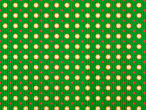 Christmas pattern Stock Image