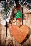 Christmas peg. Stock Photography