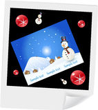 Christmas phot Royalty Free Stock Photos