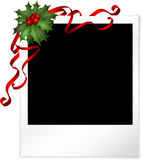 Christmas photo background Royalty Free Stock Photography